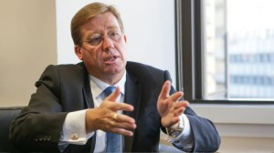 The Minister for Police, Troy Grant