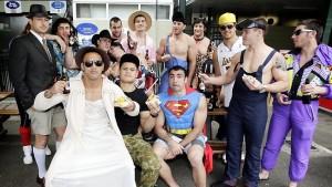 Parramatta Eels 'Mad Monday' celebrations courtesy of heraldsun.com.au