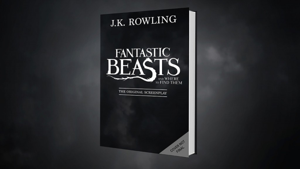 Fantastic Beasts screenplay