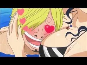 One Piece humour