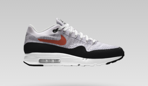 A Nike ID of the New Air Max 1. Source.
