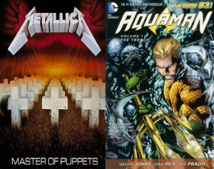 Do you see the Metallica influence?