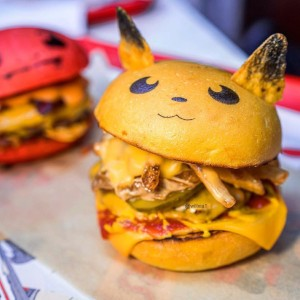 Pikachu Birgers at Down N' Out. Source.