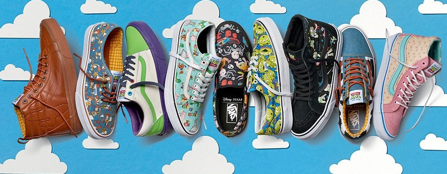 vans andy toy story