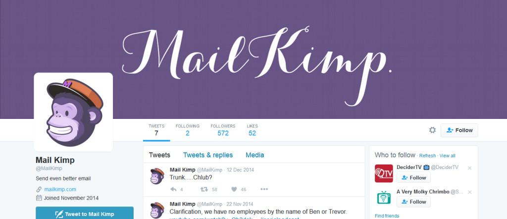 Mail Kimp Serial