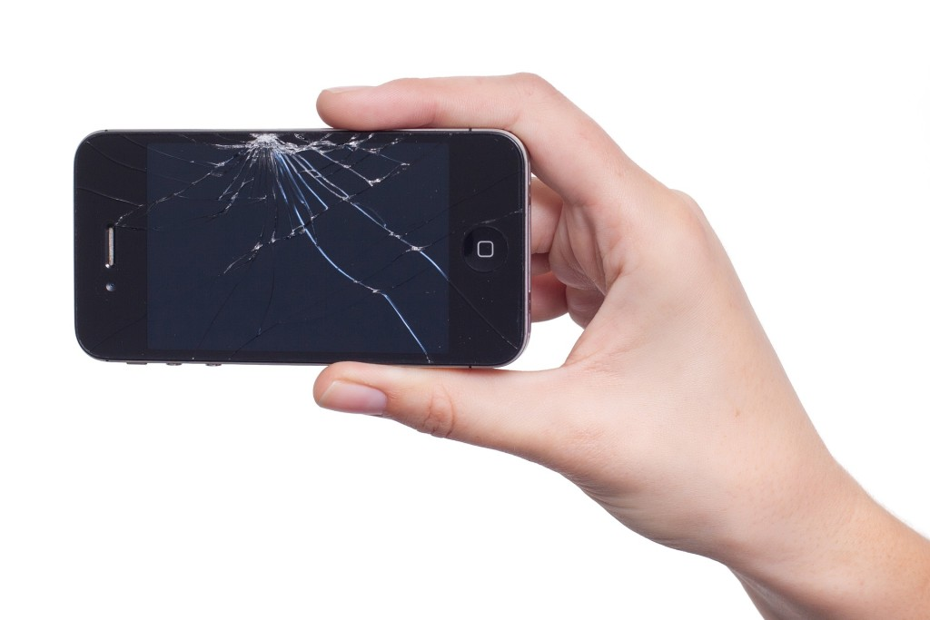Cracked screens may be a thing of the past.