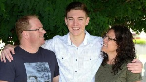 Ben improves everyday with the support of his family and medical cannabis