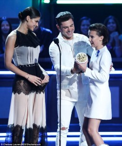'Stranger Things' star Millie Bobby Brown