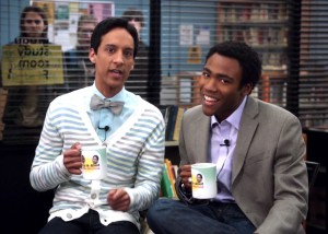 *sings* Troy and Abed in the moooorning