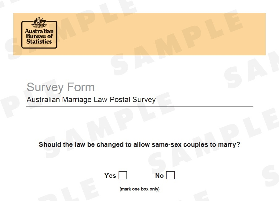 marriage equality form