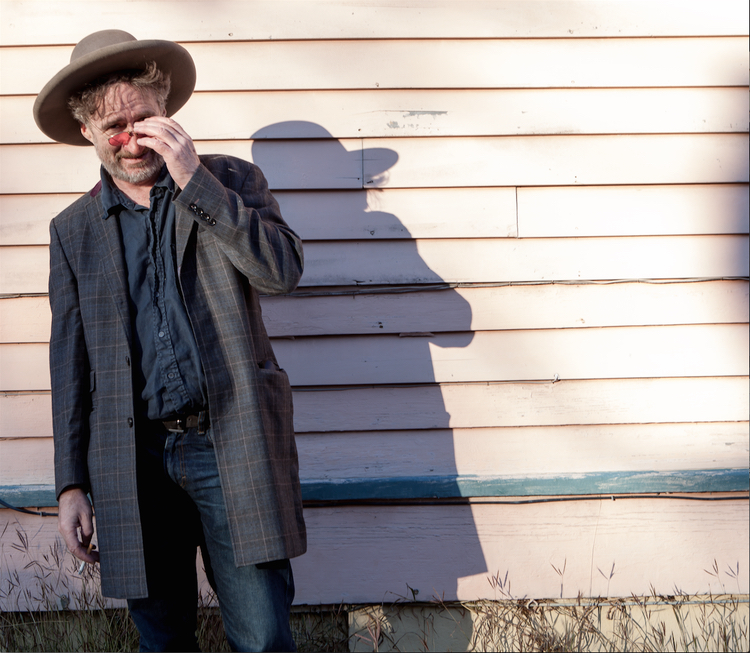 Jon Cleary Press Shot Sqaure