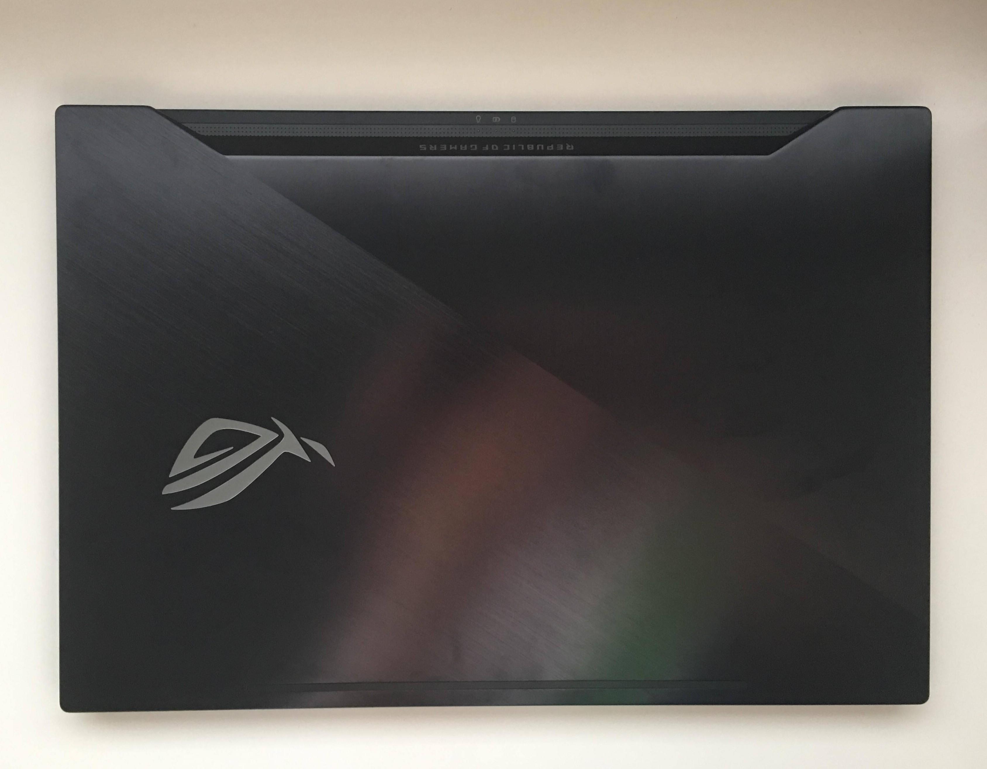 Zephyrus laptop