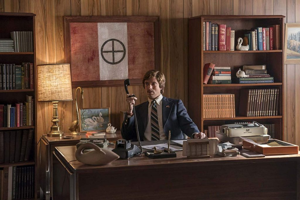Blackkklansman office image