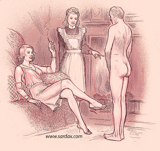 erotic humiliation illustrated