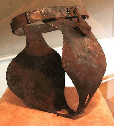 Medieval chastity device
