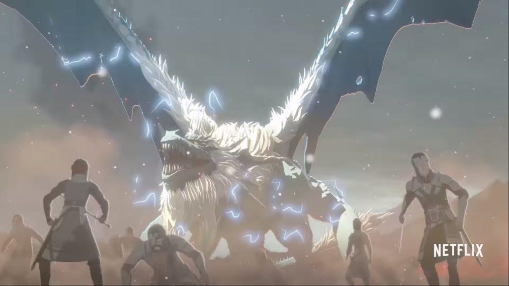 The Dragon Prince episode still