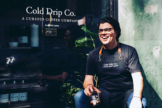 cold drip co curious