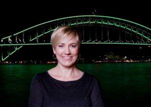 Greens MP Cate F