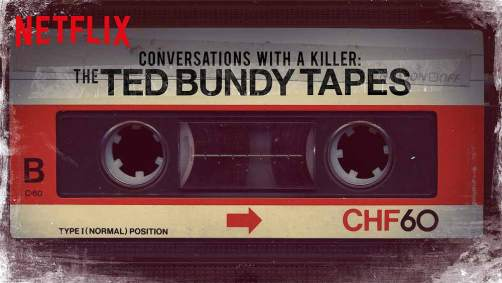 Ted Bundy cassette tape