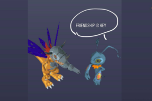 Digimon life lessons