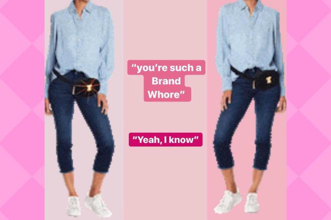 brand whore