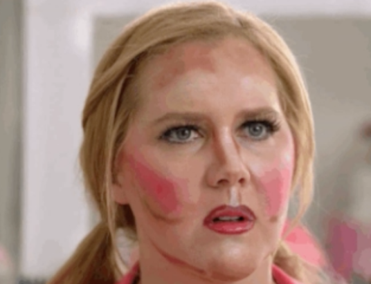 makeup trends Amy Schumer