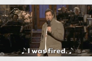 Cancel Culture Adam Sandler SNL Joke