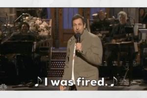 Cancel Culture Adam Sandler SNL Joke