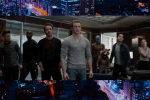Avengers Endgame MCU