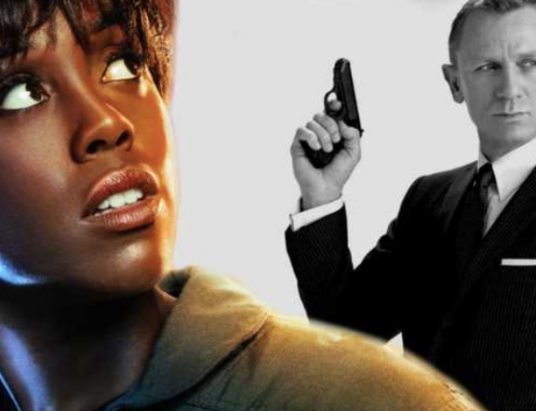 James Bond new Agent 007 woman of colour