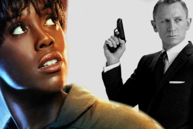 James Bond new Agent 007 woman of colour
