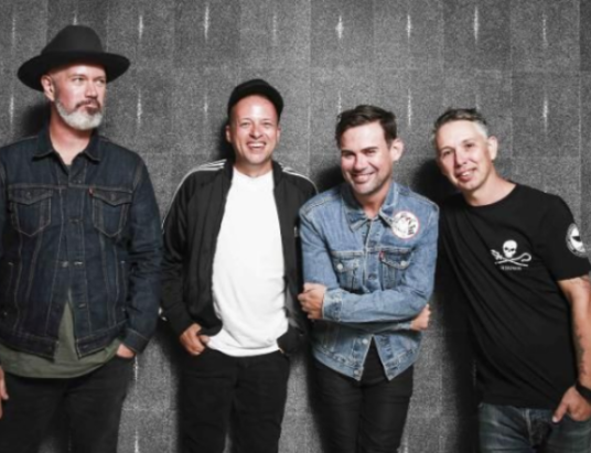 Grinspoon touring