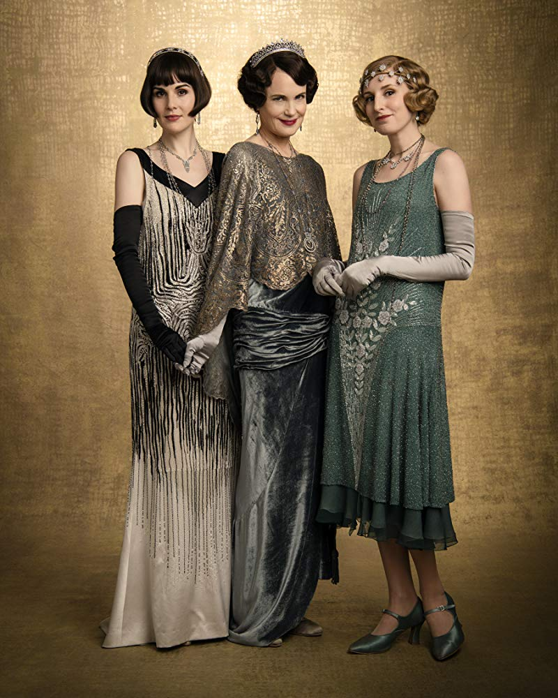 Downton Abbey ladies