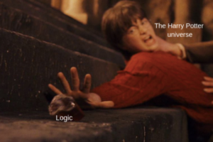 Harry Potter universe plot holes