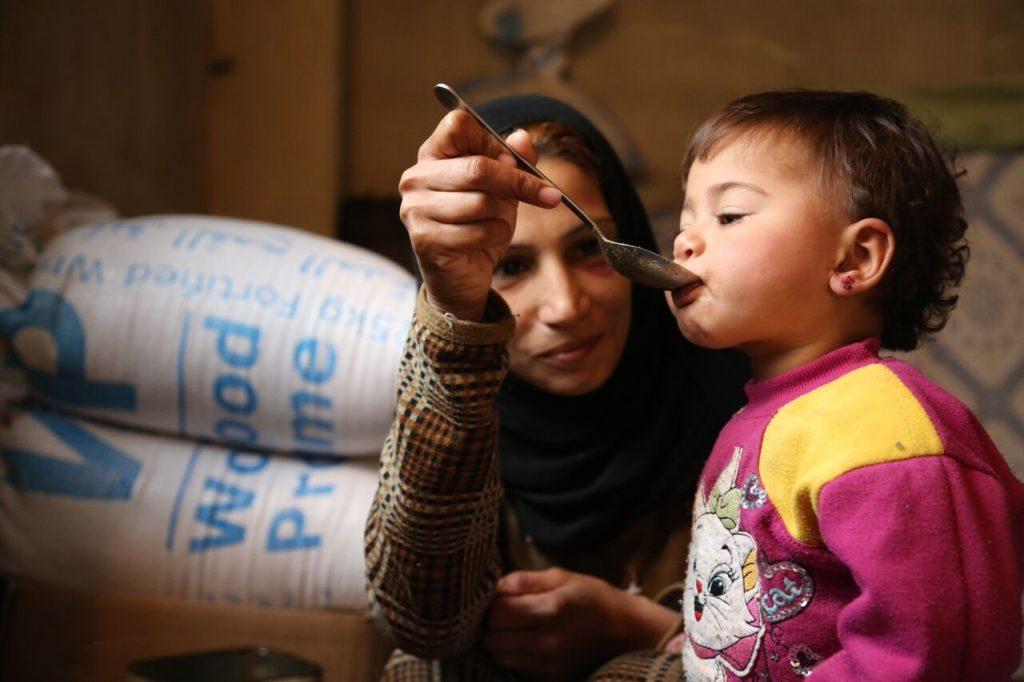 Zambrero world hunger poverty