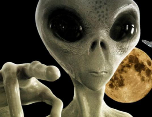 alien moon myths