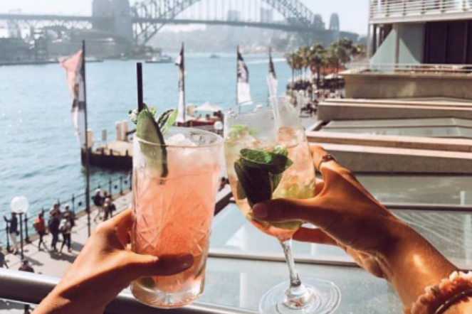 cocktail bars Sydney