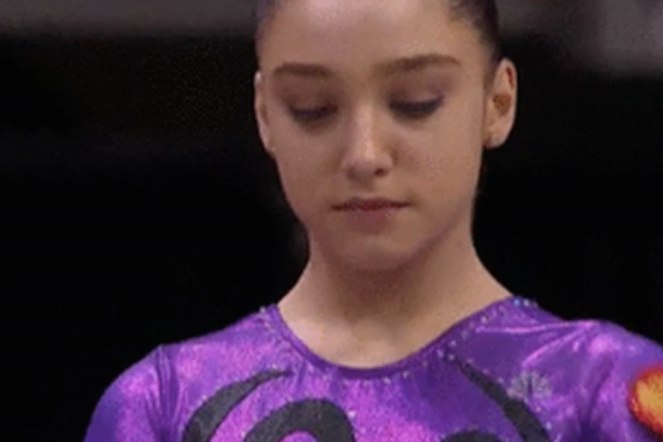 gymnastics insecure Imposter Syndrome
