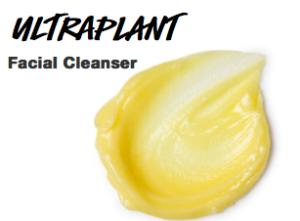 lush ultraplant facial cleanser valentine's day gift