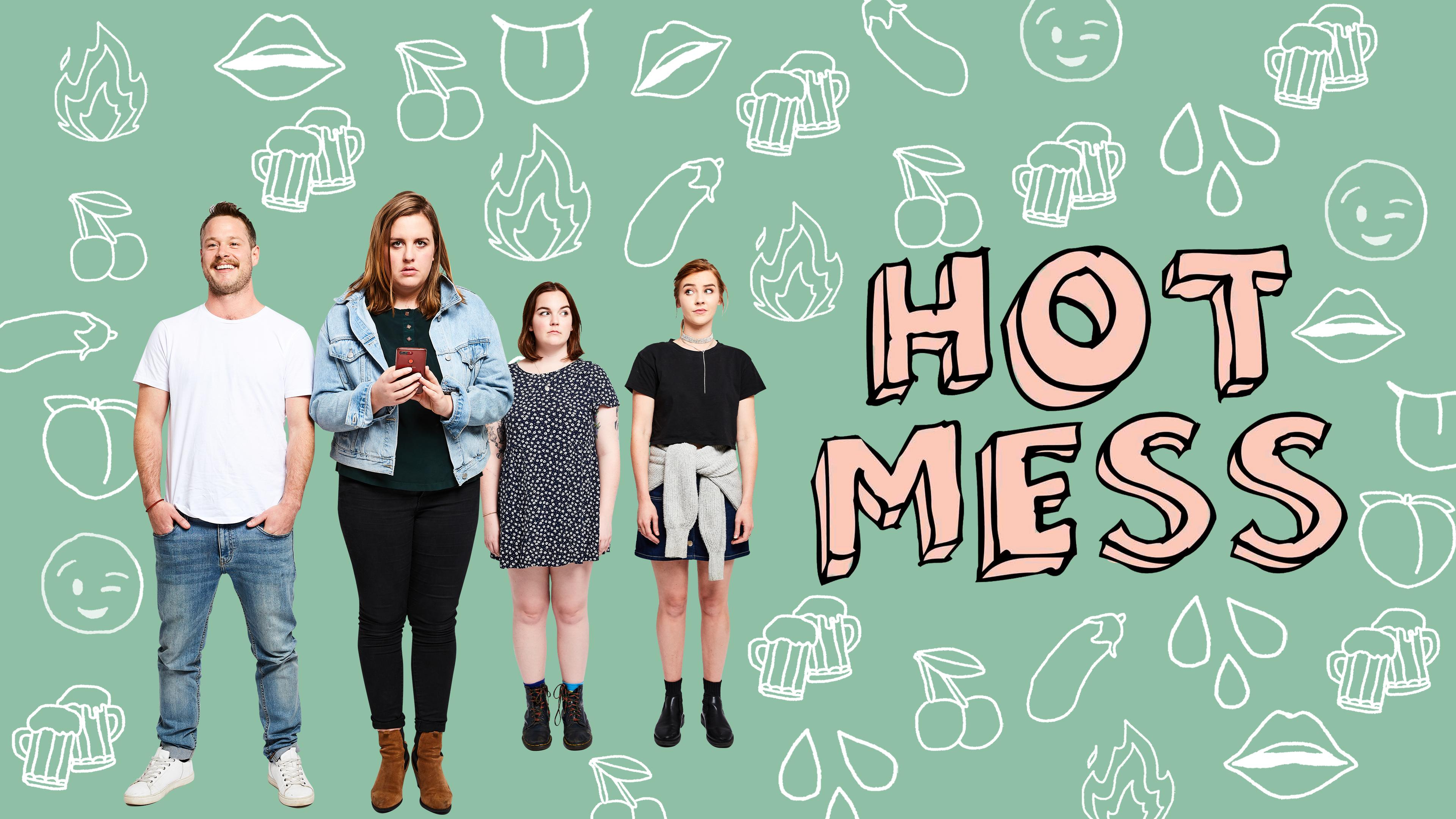 Hot Mess filmink Presents film