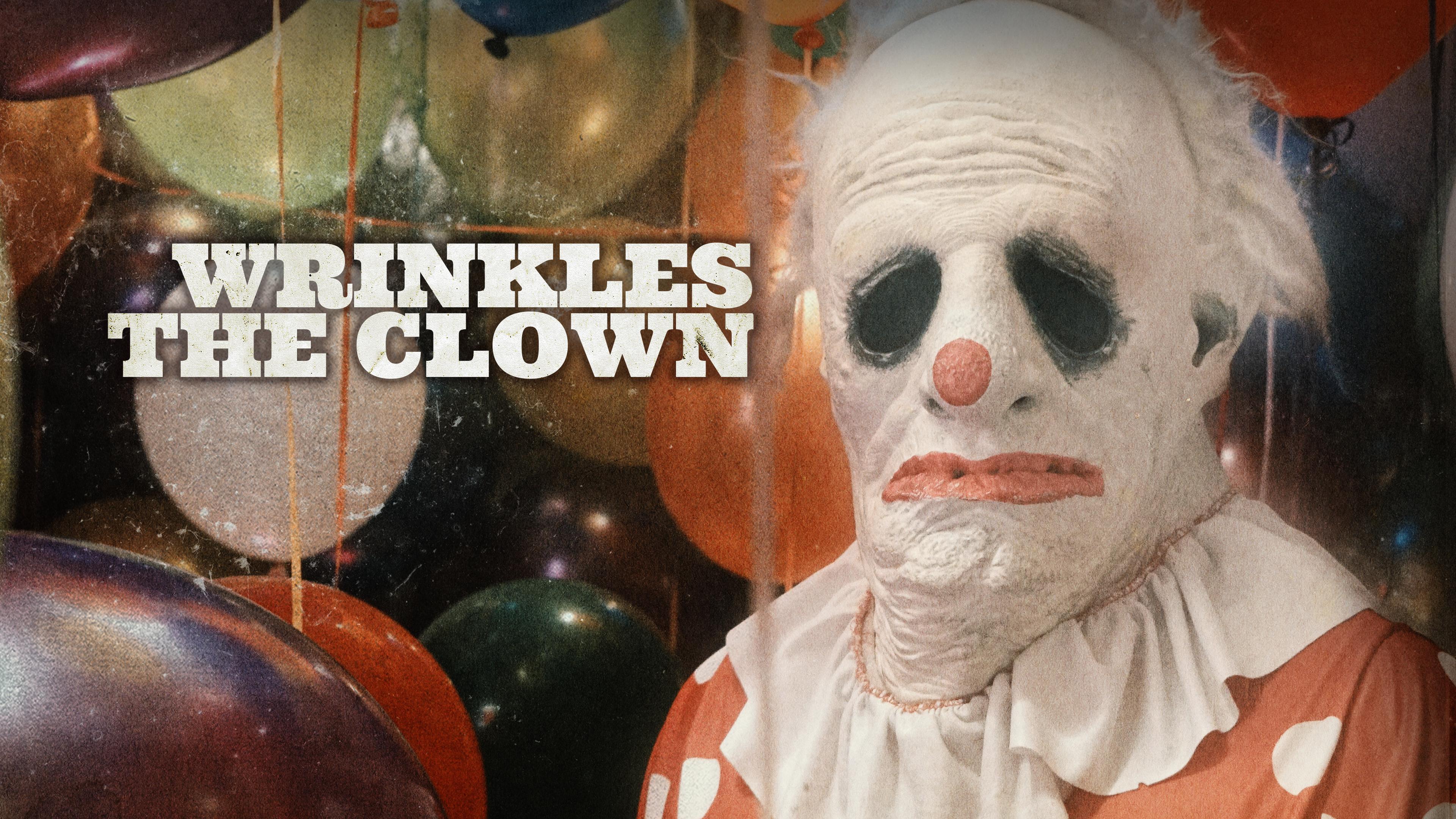Wrinkles the Clown filmink Presents film