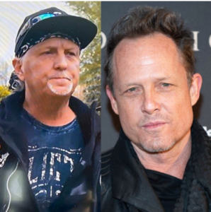 Dean Winters as Jeff Lowe for Tiger King series