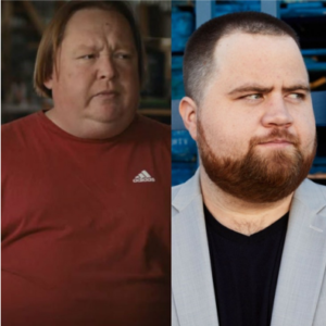 Paul Walter Hauser as James Garretson for Tiger King series