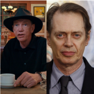 Steve Buscemi as Rich Kirkham for Tiger King series
