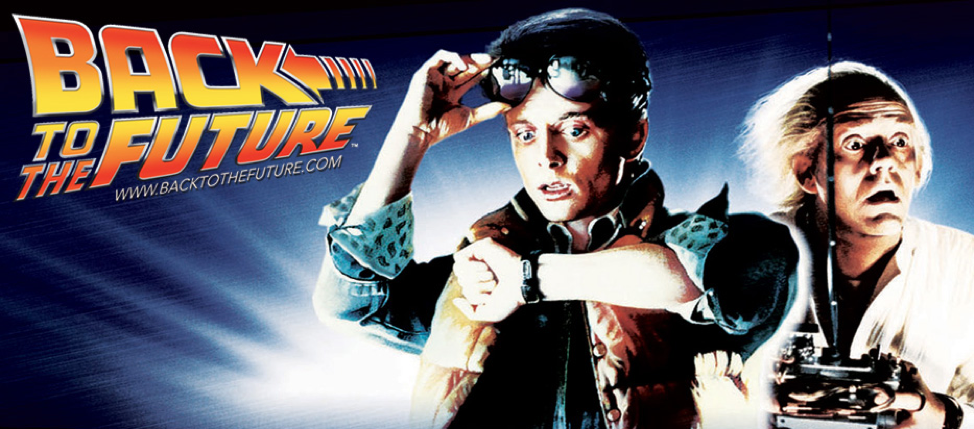 throwback movies photo of back to the future