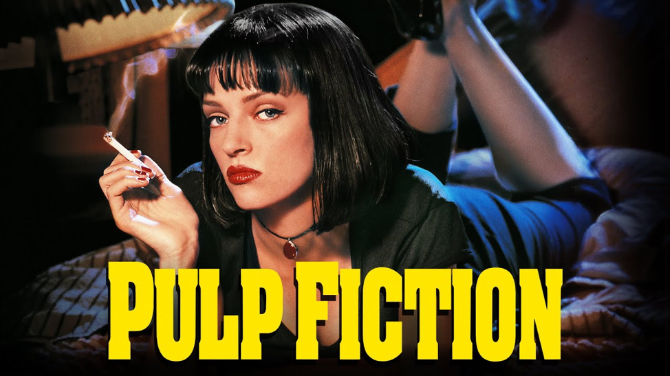 Photo of woman from pulp fiction for throwback movies list