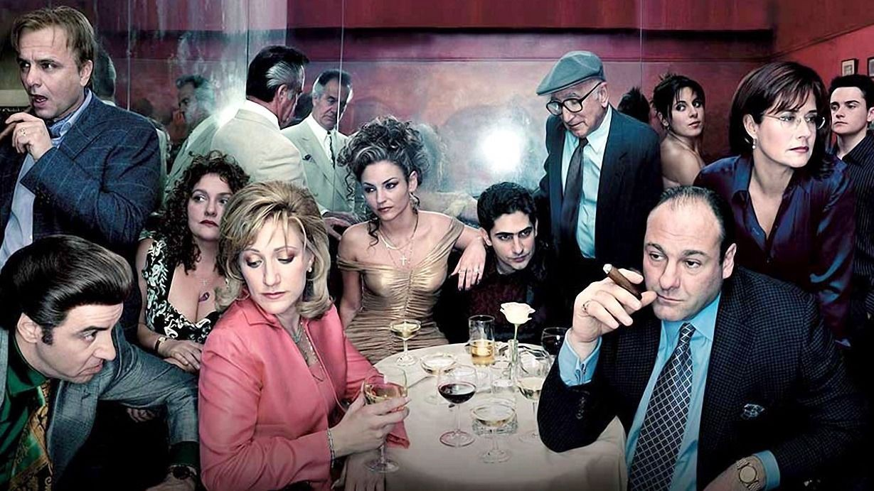 The Sopranos photo from Binge