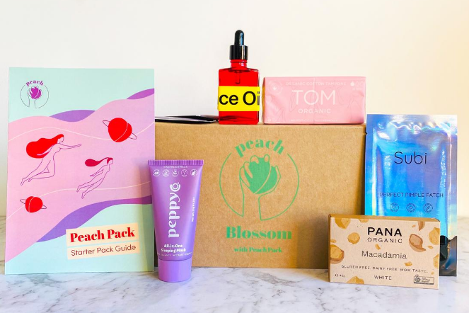 Blossom Pack for periods