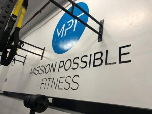 image of personal trainer amanda's business Mission Possible fitness