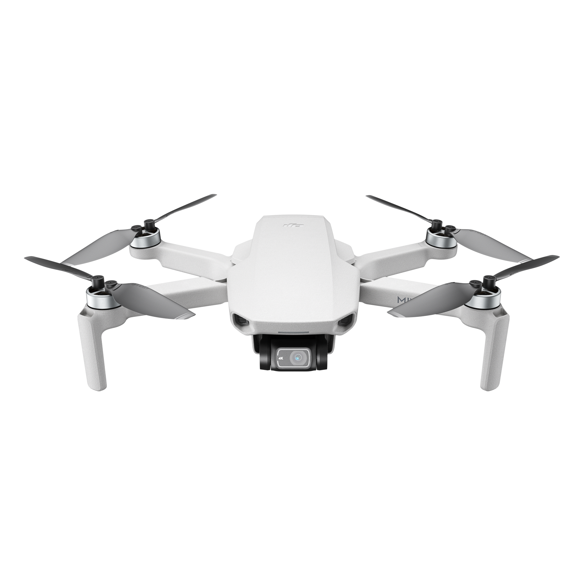 another close up photo of the DJI MINI 2